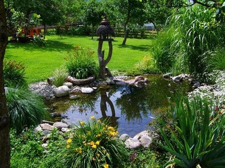 Tipps Zum Gartenteich Anlegen: Den Eigenen Gartenteich Selber Bauen