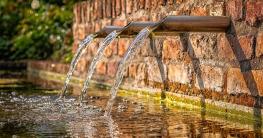 Ein Gartenbrunnen für den GArten