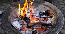 Mit Feuerschale zu mehr Wärme