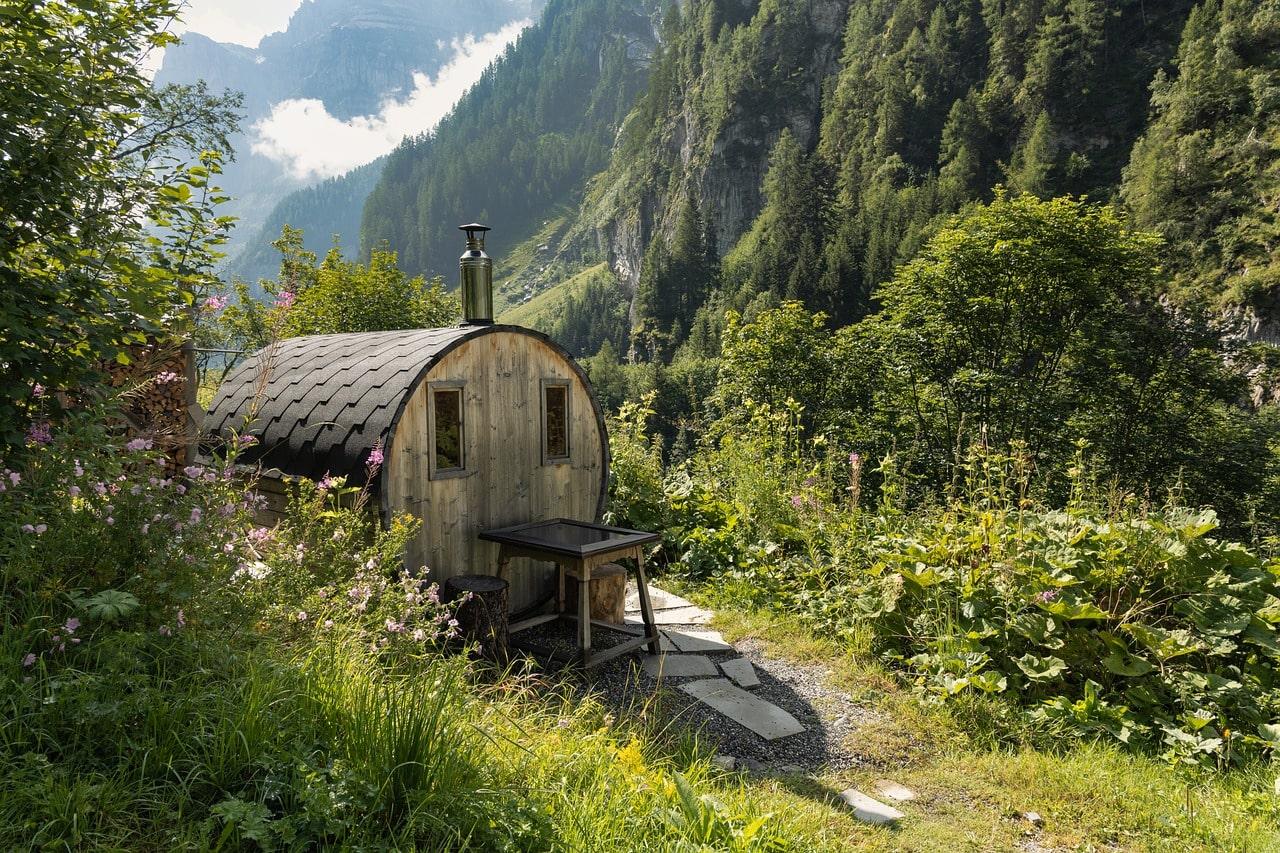 Vorteile einer Outdoor Sauna