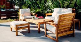 Möbel für Garten
